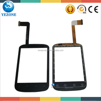Original Wholesale Repare Parts Touch Panel Screen Digitizer For HTC Explorer A310e Touch Screen