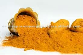Turmeric powder for Mexico