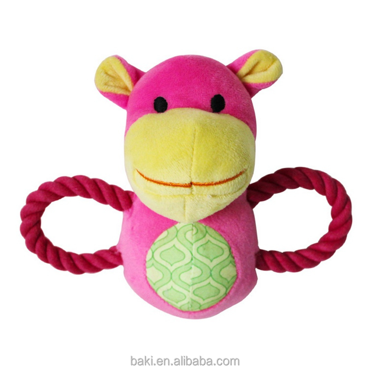 Soft Monkey Rope Pet Toy Plush Animal Sex Toys