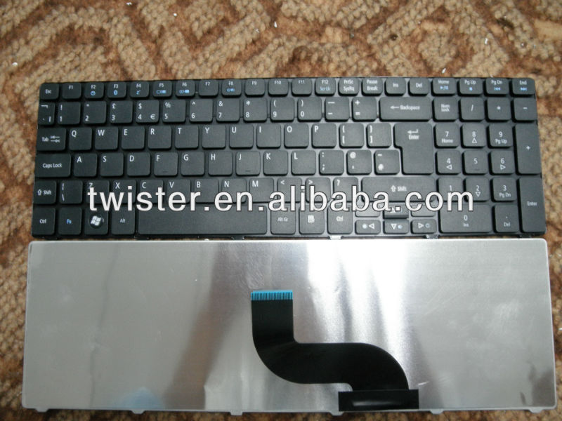 BR Brazil New Black laptop keyboard for ACER Aspire 5800 5810 5810T 5738 5536 5542 5542G 5410T 5741G 5236 5242 5338 5340 5251