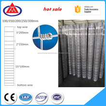 Hot Dipped Galvanized Horse / Sheep Wire/Cheap Cattle / Field Fencing