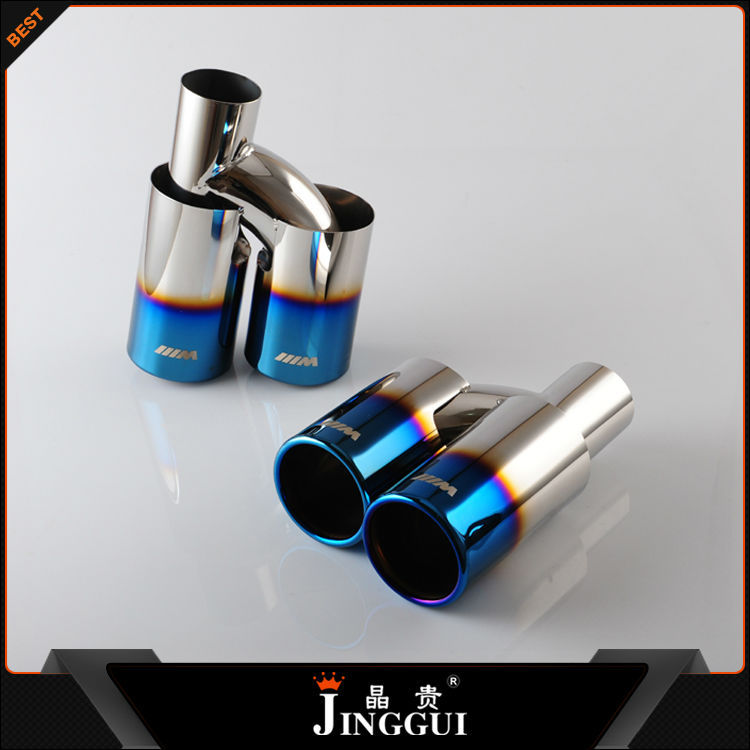 Hot sale muffler exhaust pipe for universal car