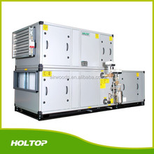 High quality indoor air handling unit 3000cfm equipment with air conditioner