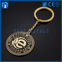 custom manufacturer custom metal key ring