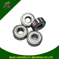 Super speed automobiles deep groove ball bearing japan bearing from China manufacturer 6202 2ZR 2RSR