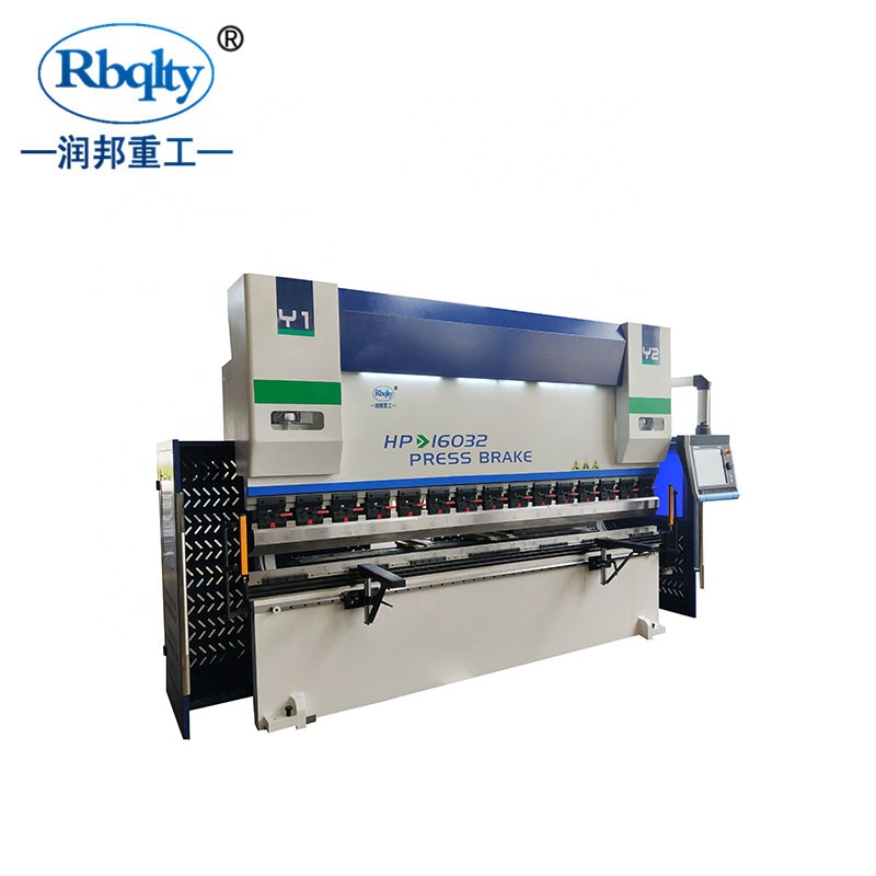 2019 new <strong>design</strong> DA66T 4+1 axis hydraulic press brake cnc servo for metal sheet plate bending
