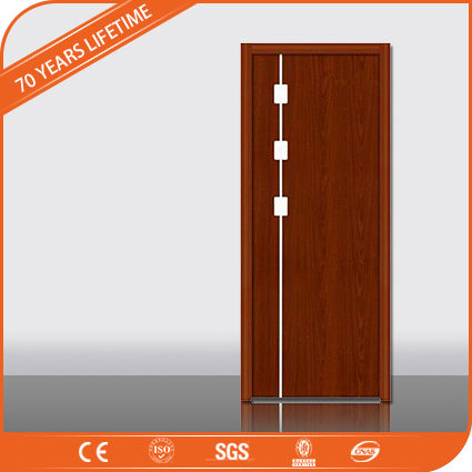 Heat Transfer WPC Room Door Interior House Gate Designs In India