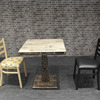 New Design Indoor Bistro Table And