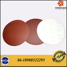Adhesive Backed Aluminium Oxide Paper Disc
