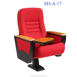 SD-A-17 Single Vip Auditorium Seat, Used Lecture Auditorium Chair Manufacturer