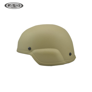 Cheap price ABS military helmets DOT bulletproof kevlar ballistic helmet