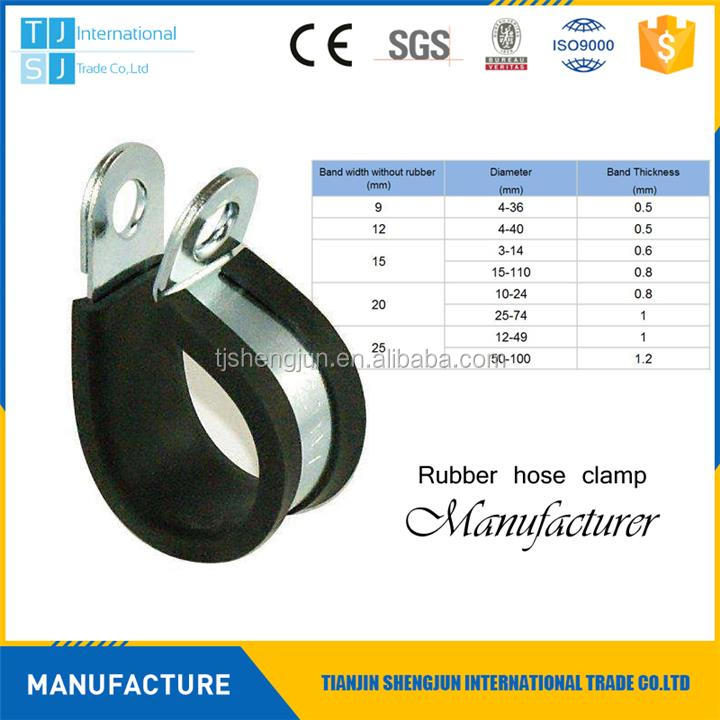 Manufacturer d iron clamp
