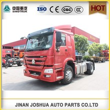 china heavy duty truck howo tractor truck for sale/used scania tractor truck
