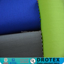 Durable fire resistant &anti static cheap twill fabric used for industry clothing