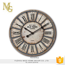 London Style Antique Small Decorative Wall Clock