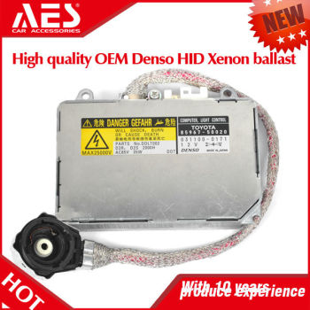 High quality OEM Denso HID Xenon ballast for D2S, 35w
