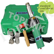 hand held plastic welder mini hot air welding gun