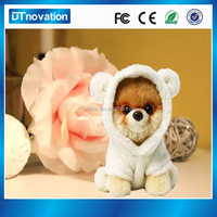 Hot Selling Power Bank For Macbook Pro /Ipad Mini, Rechargeable Power Bank 2600, Plush Toys Power Bank