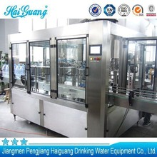 Supplier on alibaba haiguang machine for making pure water
