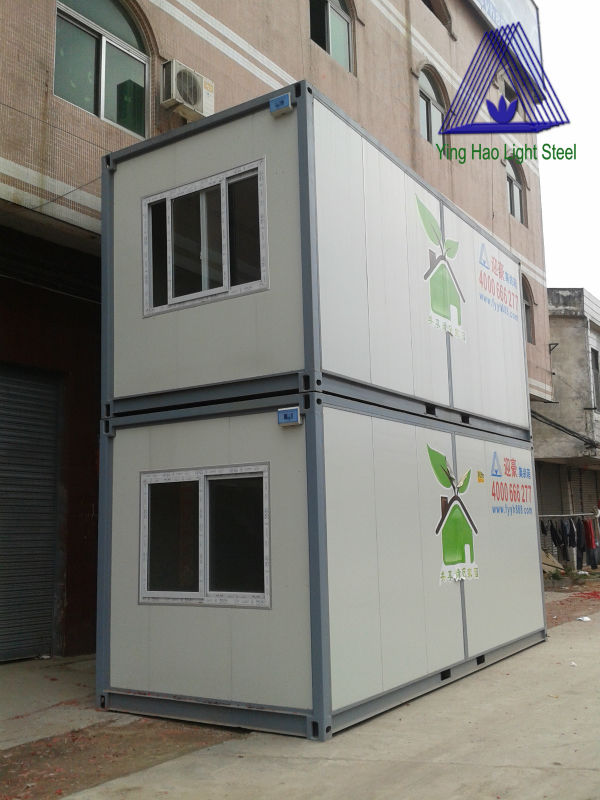 with iso9001 easy installation container home