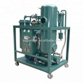 Explosion-Proof ZHONGNENG Technology Waste Turbine Oil Treating Machine For Steam Turbine