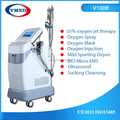 V1008 Factory 98% Water Oxygen Facial Machine CE
