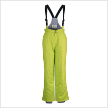 custom ski wear waterproof and windproof skiing clothes children ski pants
