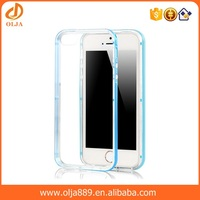 Economic TPU PC Waterproof Clear Case for iphone 5c case
