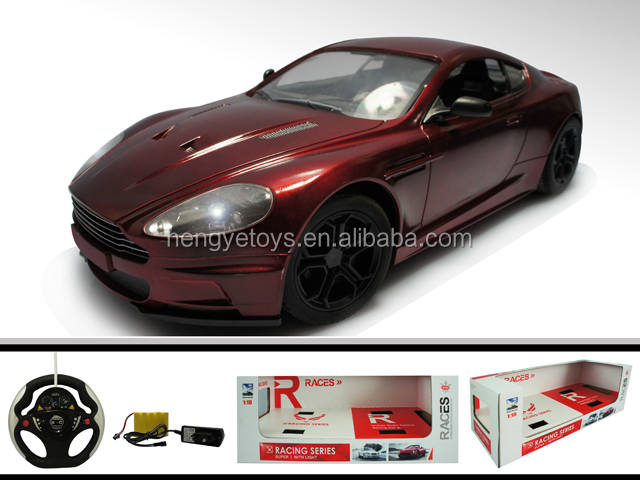 EN71 EN62115 4CH simulation 1/10 scale rc model car BT-009479
