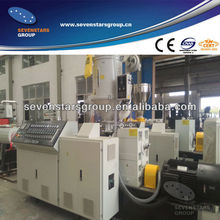 PE pipe extrusion line/screw and barrel for plastic extruder