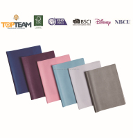 TOPTEAM Exercise Book Covers PVC Fine Leather Textures psd book cover design