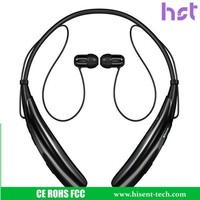 Mp3 headphone packaging earphone free samples vibrating bluetooth headset