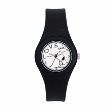 Fashion Design Best Selling Silicone Cute Wristband Children Wrist Watch Manufacturer In China