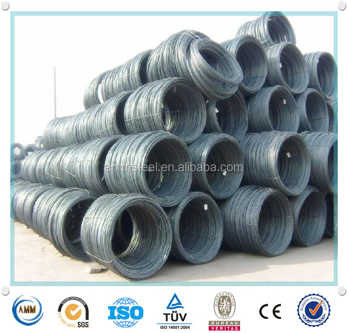 Reinforcing steel deformed bar/rebar wire rod from China manufacture