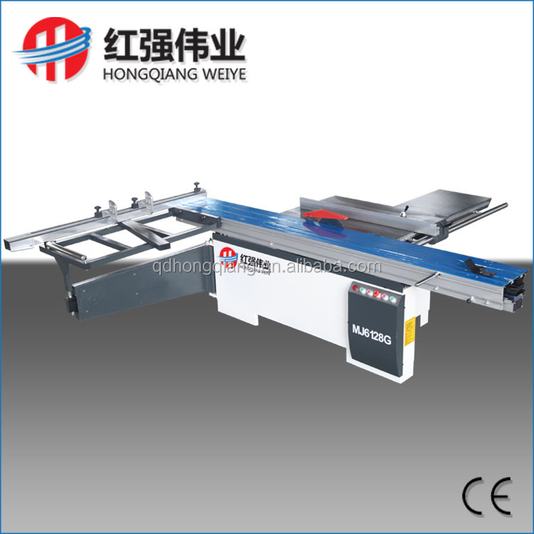 MJ6128G Table Saw Horizontal Panel Saw Woodworking Machine