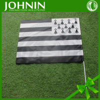 Fastest Cheap polyester Campaigns football fans hand cheering flag