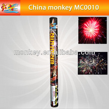 "big size assorted 3"" inch thunder king multi shots inch 6shots roman candel spring report fireworks (MC0010)"