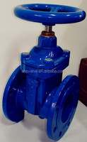 DIN F4 Soft Seal Ductile Iron Gate Valve