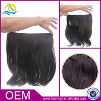 Hairmay Wholesale clip hair extension curly