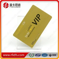 Contactless RFID smart key card