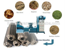 Small scale industries machines/wood charcoal machinery wood charcoal briquette making machine