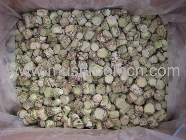 FD Wasabi Petiole Powder For Spices Or Pharmacy
