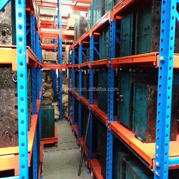 Storage Drawer Type Mould Rack For Factory