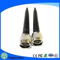 High gain 600~2690mhz indoor rubber Onmi SMA connector GSM 4G antenna for communication