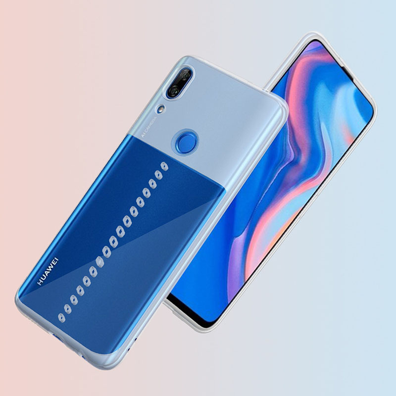 wholesale clear transparent tpu phone cases for huawei p30 p 30 psmart <strong>z</strong> Y9 2019 case for one plus 7 pro 6t xiaomi redmi cover