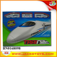 High Speed Bullet Slot Train Toy for sale