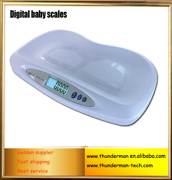 20kg with blue backlight Baby weighing scale for weighing baby's weight