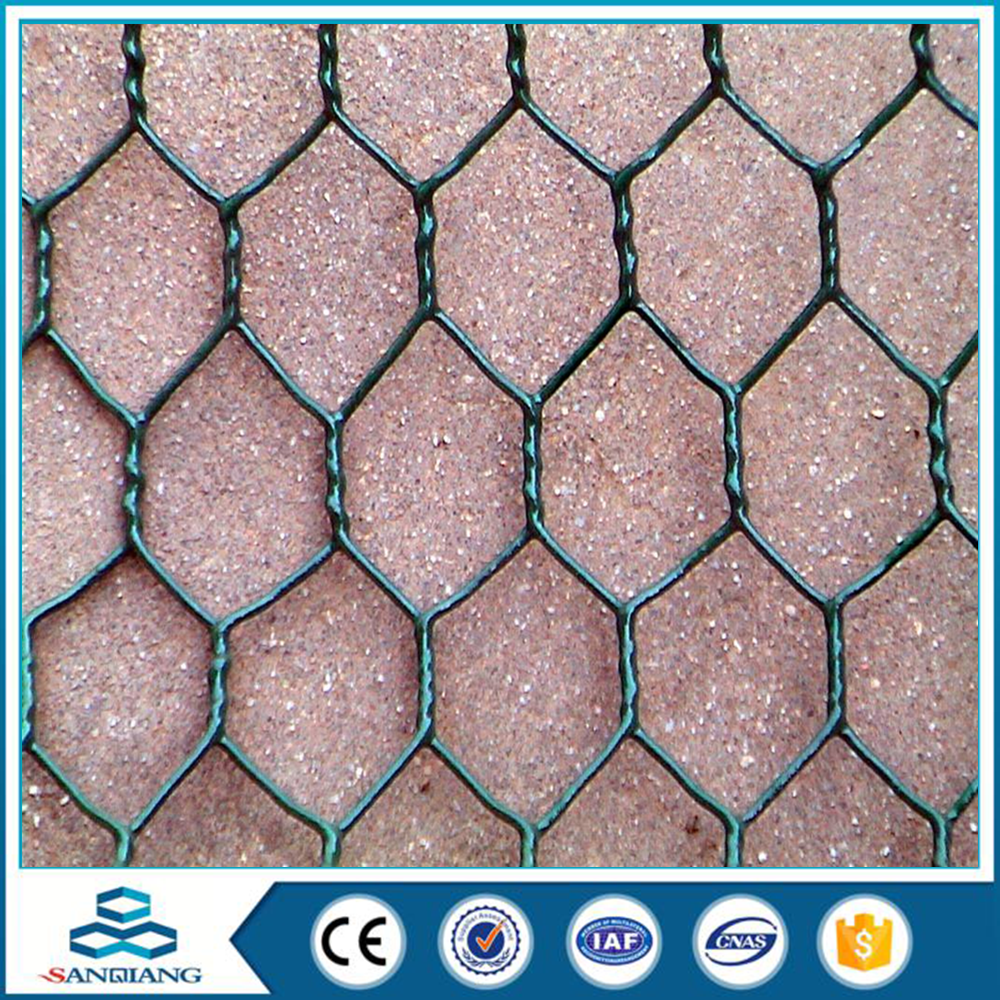 Hexagonal wire netting and gabions factory price for sale