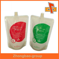 Hot sale drinking spout pouch for liquid packaging
