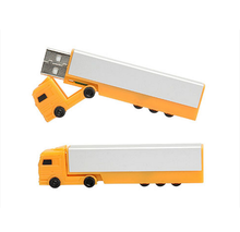 OEM Truck Shape Usb Flash Drive with Customized Logo 4GB 8GB Pendrive